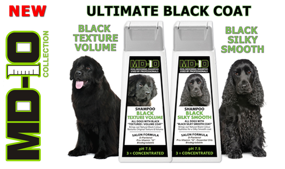 Best Black Dog Shampoo, Black Dog Silky Smooth Coat Shampoo, Black Texture Coat Shampoo